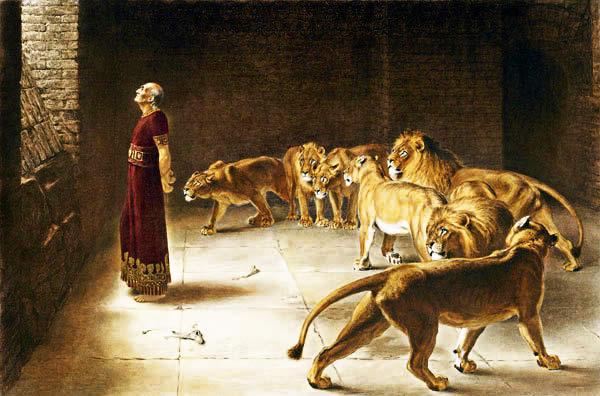 A faith like Daniel